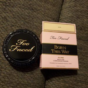TOO FACED Complexion Powder VANILLA